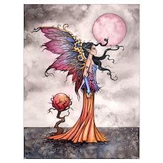 Fae Abigail Fairy Wall Art Poster