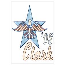 Eagle Clark '08 Poster (Small)