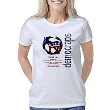 HG I love Effie Women's Cap Sleeve T-Shirt