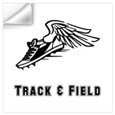 Track And Field Wall Art Wall Decal