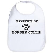 Pawperty: Border Collie Bib