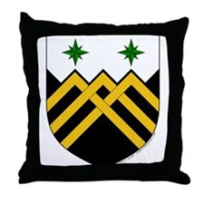 Reynhard's Throw Pillow