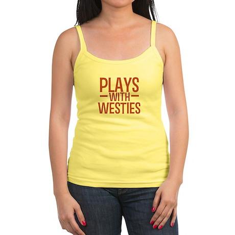 PLAYS Westies Jr. Spaghetti Tank