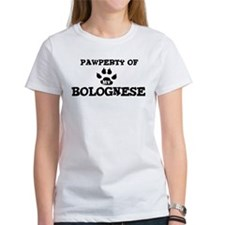 Pawperty: Bolognese Tee