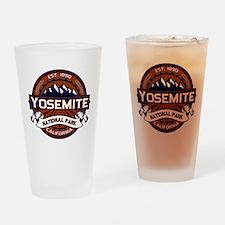 Yosemite Vibrant Drinking Glass