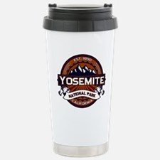 Yosemite Vibrant Travel Mug