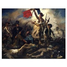 Delacroix Wall Art Poster