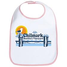 """Chilmark MA """"Pier"""" Design Bib"""