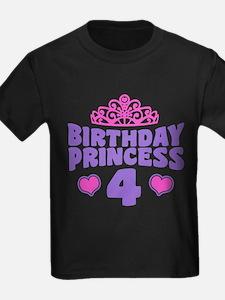 4th Birthday Princess T