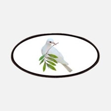 Dove Olive Branch Patches
