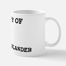 Pawperty: Large Munsterlander Mug