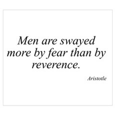 Aristotle quote 51 Wall Art Poster