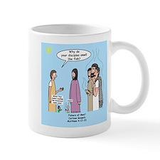 Fishers of Men Cartoon Gospel Cartoon Mug