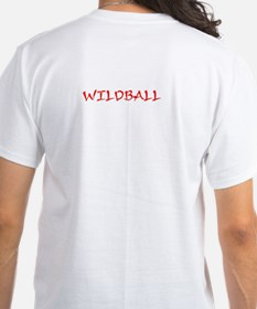 Wildball front/back T-Shirt