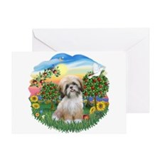 Bright Country- Greeting Card