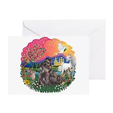 Garden-Shore - Greeting Card