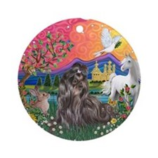 Garden-Shore - Ornament (Round)