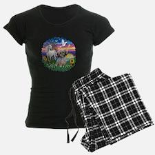 MagicalNight-ShihTzu#13 Pajamas