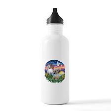 MagicalNight-ShihTzu#13 Water Bottle
