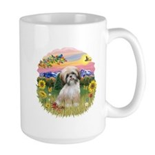 MtCountry-ShihTzu#13 Mug