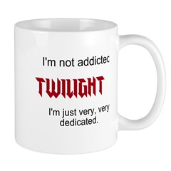 addicted to Twilight Mug
