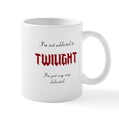 addicted to Twilight Mug