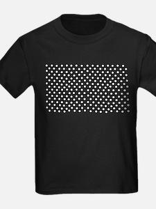 White Polka Dots T