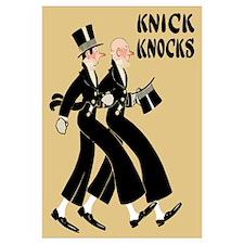 Knick Knocks Vintage Wall Art