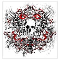 skullcrest Wall Art Poster