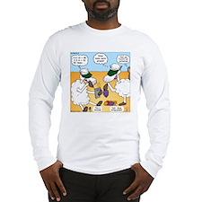 Accounting Sheep Long Sleeve T-Shirt