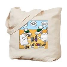 Accounting Sheep Tote Bag