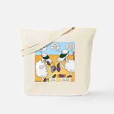 Accounting Sheep Tote Bag