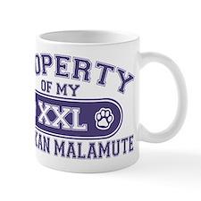 Alaskan Malamute PROPERTY Mug