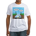 KNOTS GPS Fitted T-Shirt