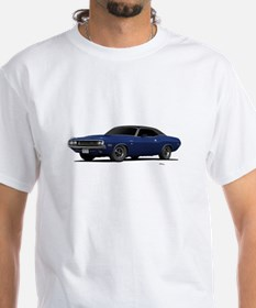 1970 Challenger Dark Blue Shirt