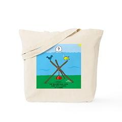 Weather Rock Flood Tote Bag