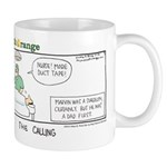 The Calling Mug