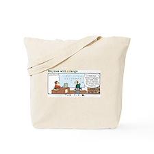 The Fix Tote Bag