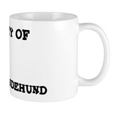 Pawperty: Norwegian Lundehund Coffee Mug