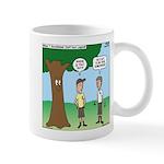 KNOTS Staff Hunt Camp Games Mug