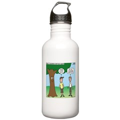 KNOTS Staff Hunt Camp Games Water Bottle