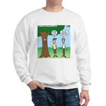 KNOTS Staff Hunt Camp Games Sweatshirt