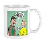 Chaplain's Aide Question Mug