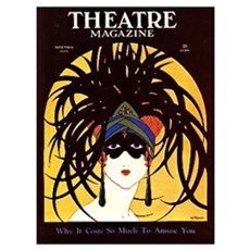 Theatre Wall Art Poster