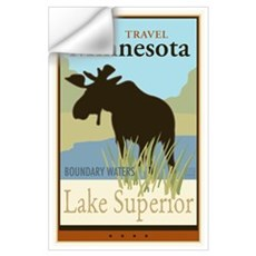 Travel Minnesota Wall Art Wall Decal