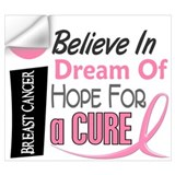 Breast cancer awareness Wall Decals