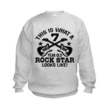 7th Birthday Sweatshirt
