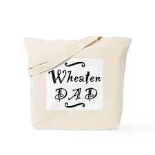 Wheaten DAD Tote Bag