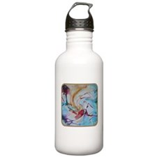 Abstract Art Water Bottle