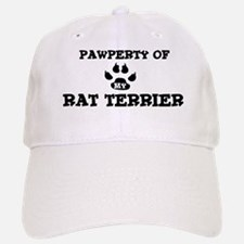 Pawperty: Rat Terrier Baseball Baseball Cap